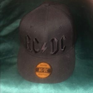 AC/DC  baseball cap